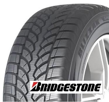 BRIDGESTONE blizzak lm80 245/65 R17 111T TL XL M+S 3PMSF, zimní pneu, osobní a SUV