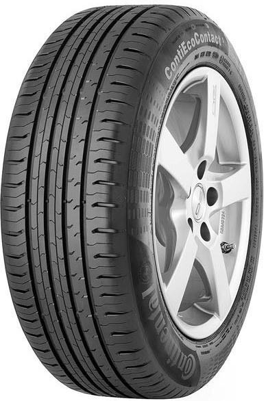 CONTINENTAL conti eco contact 5 195/55 R15 85V TL, letní pneu, osobní a SUV