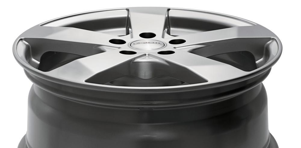 "alu kola DEZENT TD Silver 6,5x16"" 5x114,3 ET50 67,1"