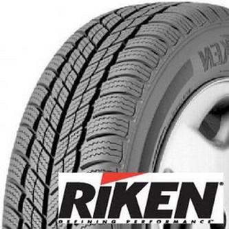 RIKEN snowtime 145/70 R13 71Q TL M+S 3PMSF, zimní pneu, osobní a SUV