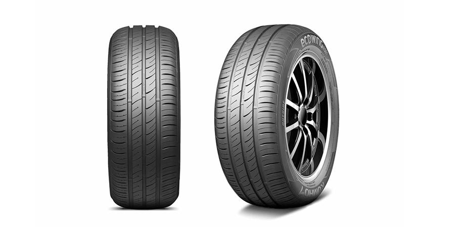 KUMHO kh27 205/60 R15 91V, letní pneu, osobní a SUV, sleva DOT