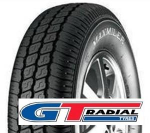 GT RADIAL maxmiler x 155/80 R12 83N, letní pneu, VAN
