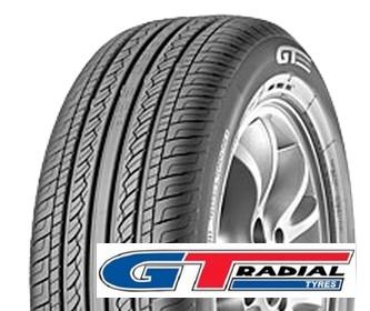 GT RADIAL champiro 228 185/55 R14 80H TL M+S, letní pneu, osobní a SUV