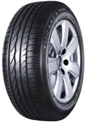 BRIDGESTONE turanza er300 ecopia 205/55 R16 91V TL, letní pneu, osobní a SUV