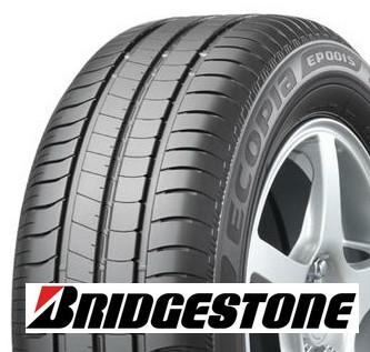 BRIDGESTONE ep001 s ecopia 185/65 R15 88H, letní pneu, osobní a SUV, sleva DOT