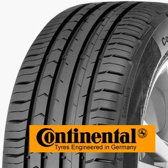 CONTINENTAL conti premium contact 5 205/55 R16 91W TL, letní pneu, osobní a SUV