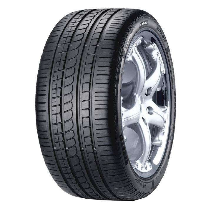 PIRELLI p zero asimm. 245/40 R17 91Y TL ZR FP, letní pneu, osobní a SUV