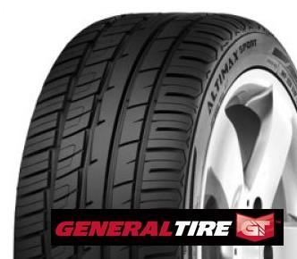 GENERAL TIRE altimax sport 225/35 R19 88Y, letní pneu, osobní a SUV