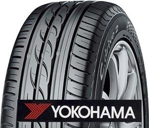YOKOHAMA c drive 2 225/45 R17 94W TL XL RPB, letní pneu, osobní a SUV
