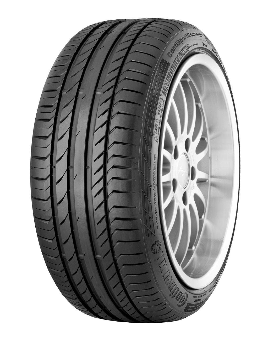 CONTINENTAL conti sport contact 5 275/40 R19 101Y TL FR, letní pneu, osobní a SUV