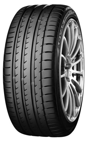 YOKOHAMA v105 265/40 R20 104Y TL XL RPB, letní pneu, osobní a SUV