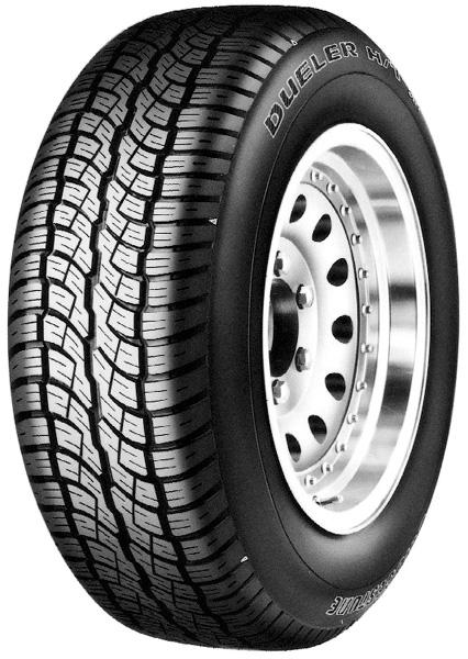BRIDGESTONE dueler 687 h/t 235/60 R16 100H TL M+S, letní pneu, osobní a SUV