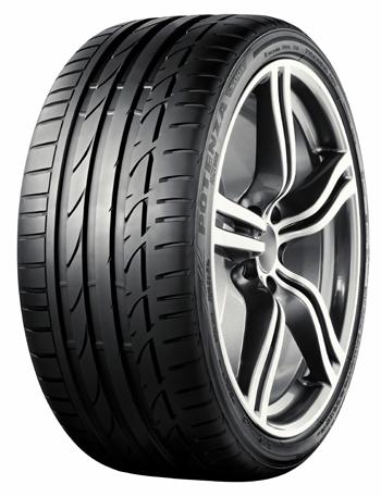 BRIDGESTONE potenza s001 255/35 R20 97Y TL XL FP, letní pneu, osobní a SUV