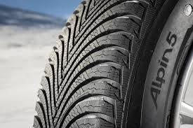 MICHELIN alpin 5 205/45 R16 87H, zimní pneu, osobní a SUV, sleva DOT