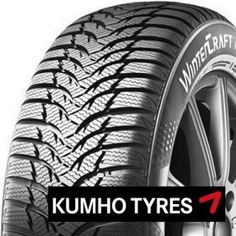 KUMHO wp51 145/80 R13 75T TL M+S 3PMSF, zimní pneu, osobní a SUV