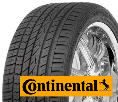 CONTINENTAL conti cross contact uhp 275/50 R20 109W, letní pneu, osobní a SUV, sleva DOT