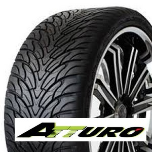 ATTURO AZ800 225/60 R17 105H TL XL, letní pneu, osobní a SUV