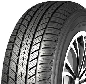 NANKANG n-607 plus 155/80 R13 79T TL M+S 3PMSF, celoroční pneu, osobní a SUV