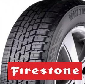 FIRESTONE multiseason 185/65 R14 86T TL M+S 3PMSF, celoroční pneu, osobní a SUV