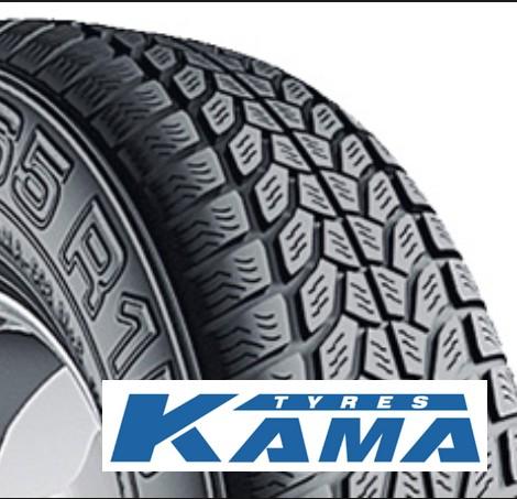 KAMA nikola 195/65 R15 91H TL, letní pneu, osobní a SUV