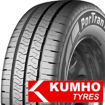 KUMHO kc53 195/75 R14 106R TL C 8PR, letní pneu, VAN