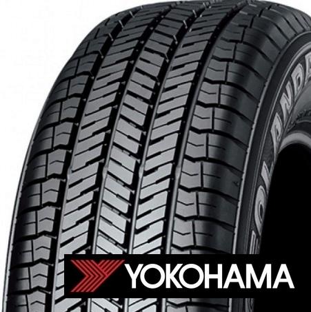 YOKOHAMA g91a 235/55 R18 100H TL M+S, letní pneu, osobní a SUV