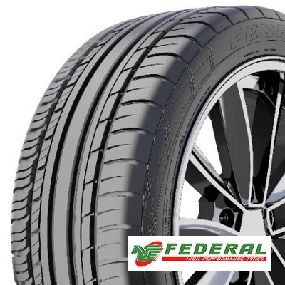 FEDERAL couragia f/x 295/40 R21 111W TL XL, letní pneu, osobní a SUV