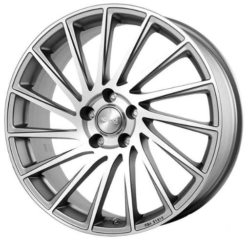 "alu kola BROCK b39 ferric-grey front-poliert 7,5x19"" 5x114,3 ET45 72,6"