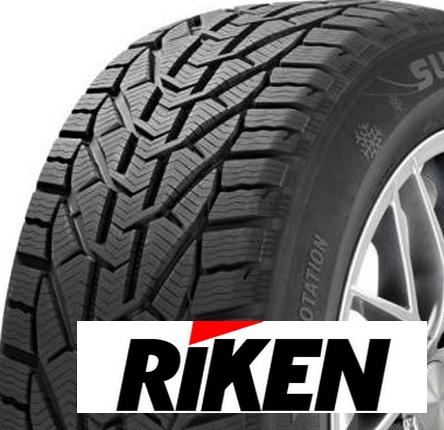 RIKEN snow 185/65 R15 88T, zimní pneu, osobní a SUV, sleva DOT