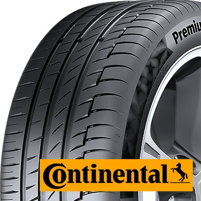 CONTINENTAL premium contact 6 225/55 R19 103V TL XL FR, letní pneu, osobní a SUV