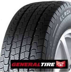 GENERAL TIRE eurovan a/s 365 225/65 R16 112R, celoroční pneu, VAN