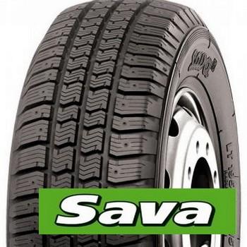 SAVA trenta ms 205/65 R16 107T TL C 8PR M+S 3PMSF, zimní pneu, VAN