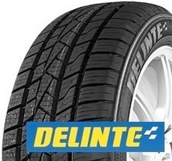 DELINTE AW5 165/70 R13 79T TL M+S 3PMSF, celoroční pneu, osobní a SUV
