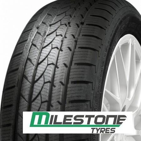 MILESTONE green 4s 155/65 R14 75T TL M+S 3PMSF, celoroční pneu, osobní a SUV