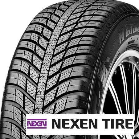NEXEN n'blue 4 season 155/70 R13 75T TL M+S 3PMSF, celoroční pneu, osobní a SUV
