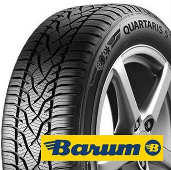 BARUM quartaris 5 155/80 R13 79T TL M+S 3PMSF, celoroční pneu, osobní a SUV