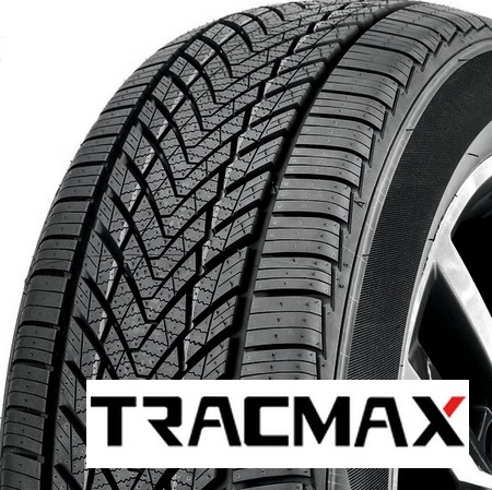 TRACMAX trac saver a/s 145/80 R13 79T TL XL M+S 3PMSF, celoroční pneu, osobní a SUV