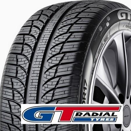 GT RADIAL 4seasons 225/45 R17 94V, celoroční pneu, osobní a SUV, sleva DOT