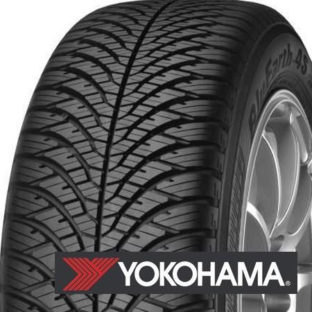 YOKOHAMA bluearth-4s (aw21) 175/65 R14 82T TL M+S 3PMSF, celoroční pneu, osobní a SUV