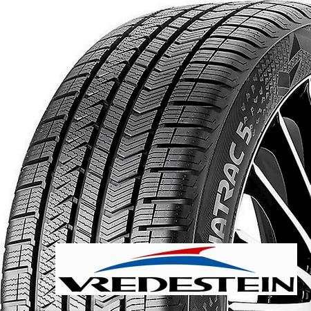 VREDESTEIN quatrac 5 185/70 R14 88T TL M+S 3PMSF, celoroční pneu, osobní a SUV