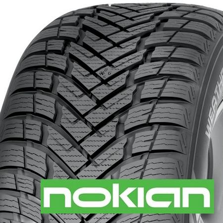 NOKIAN weatherproof 155/70 R13 75T TL M+S 3PMSF, celoroční pneu, osobní a SUV