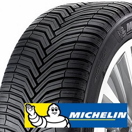 MICHELIN crossclimate+ 165/65 R15 85H, celoroční pneu, osobní a SUV, sleva DOT