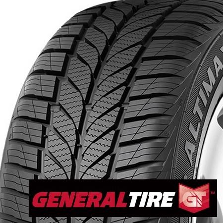 GENERAL TIRE altimax a/s 365 155/65 R14 75T TL M+S 3PMSF, celoroční pneu, osobní a SUV