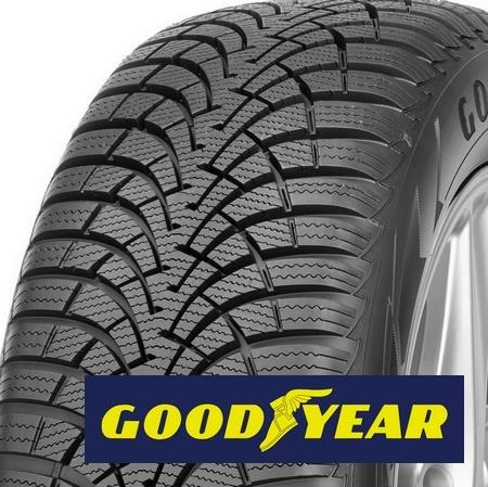GOODYEAR ultra grip 9+ 205/60 R16 96H, zimní pneu, osobní a SUV