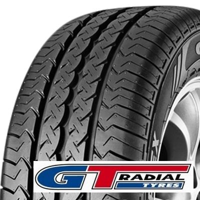 GT RADIAL maxmiler pro 155/80 R12 88R, letní pneu, VAN