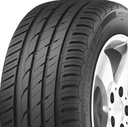 POINT S summerstar 3+ 185/60 R14 82H, letní pneu, osobní a SUV