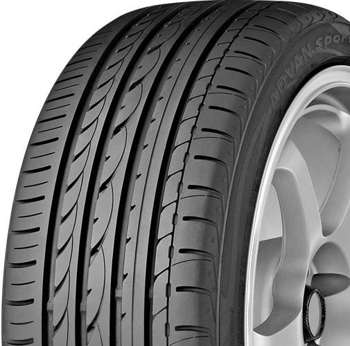YOKOHAMA advan sport 205/45 R17 84V TL ROF ZPS, letní pneu, osobní a SUV