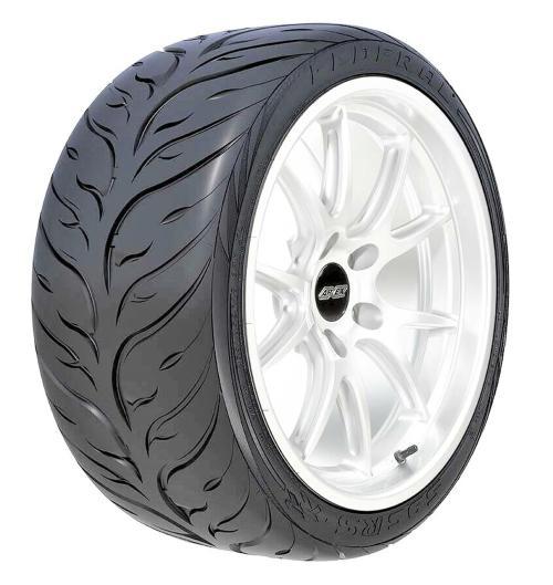 FEDERAL 595 RS-RR 205/50 R15 89W, letní pneu, osobní a SUV
