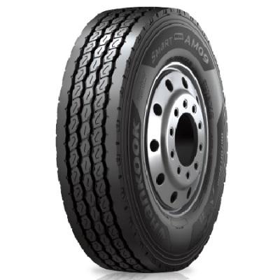 HANKOOK AM09 315/80 R22,5 156K, celoroční pneu, nákladní