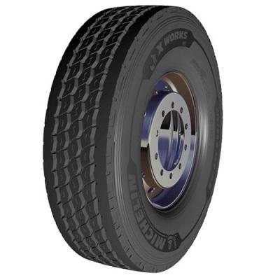 MICHELIN X WORKS HD Z 315/80 R22,5 156K, letní pneu, nákladní
